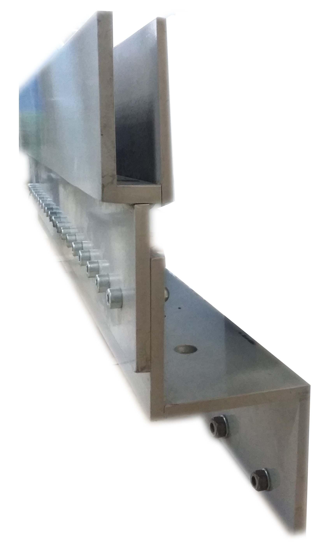 Bardzo dobra Profile do balustrad szklanych ES-GLASS-PROFIL-3000 HG25